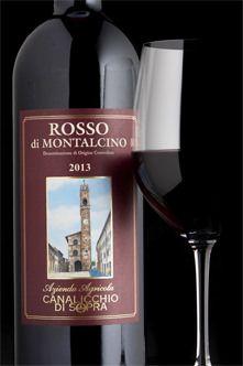 Rosso di Montalcino Canalicchio di Sopra 2013