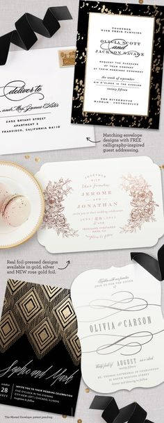 Click for 20% off PROMO COUPON CODE. Minted semi-annual foil press invitation sale is on now. Includes free guest addressing