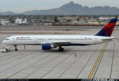 Delta B757-200 ATL-MCI. worked this aircraft for years