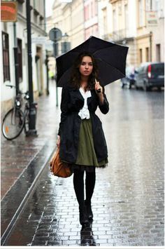 Street style - Fall outfit (=)