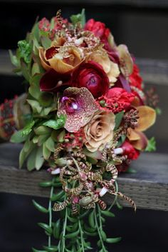 Art with Nature Floral Design: 2012 Utterly Engaged | Bouquet