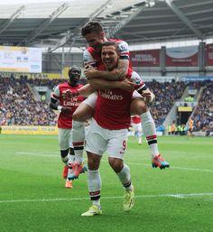 Hull City 0 Arsenal 3 - We go 3 up!