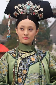 empresses in the palace. Great series! Yes there are subtitles.