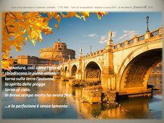 autunno a roma