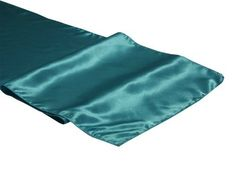 "12"" x 108"" Satin Table Top Runner Wedding Linens - 25 colors! - Turquoise by BalsaCircle, comes in purple too. http://www.amazon.com/dp/B005KO44SU/ref=cm_sw_r_pi_dp_8.7arb0V7E6J1"