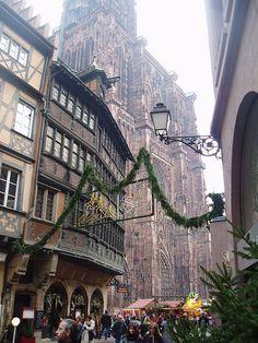 Cathedral Quarter, Strasbourg