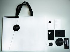 An identity redesign project for Scissors–a boutique fashion brand based in bangkok