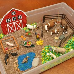 Farm Projects For Kindergarten Farm Projects, School Projects, Projects For Kids, Diy For Kids, Project Ideas, Farm Activities, Toddler Learning Activities, Kindergarten Activities, Animal Activities