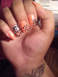 Fake nails by me.
