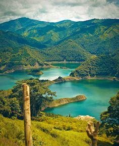 La presa Jigüey es la primera de cuatro presas sobre el río Nizao