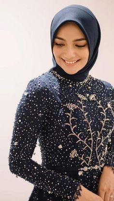 Kebaya Modern Hijab, Kebaya Hijab, Kebaya Brokat, Batik Kebaya, Kebaya Dress, Kebaya Muslim, Muslim Hijab, Hijab Gown, Hijab Style Dress