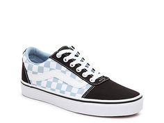 Vans Ward Lo Sneaker – Women's Vans Shoes Kids, Vans Shoes Women, Women's Shoes, Womens Shoes Wedges, Blue Shoes, Girls Shoes, Me Too Shoes, Ladies Shoes, Vans Men