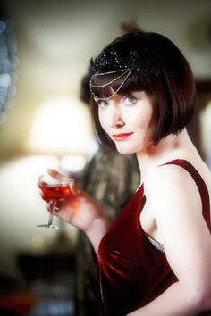 Behind the set of Miss Fisher's Murder Mysteries with Essie Davis: Essie Davis glams up for 1920s Melbourne murder mystery