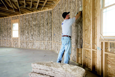 DIY insulation is very doable with certain types of materials. Installing fiberglass or mineral wool insulation are simple do-it-yourself projects.