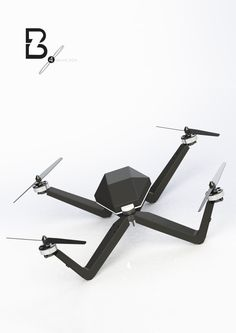 Additional prize winner in the Product and Industrial Design category Simona Gluškevičiūtė. Quadracopter BZ-4 - unpiloted hang-glider designed for professional filming and observation.