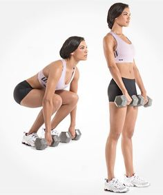I know you squat. That's good, no really, it's great. But are you tired of doing them? If you are, we totally understand and can relate. So here's 8 moves that will mix your workout up a bit. These exercises target all the muscles in your glutes and hamstrings and will give you a fitter, …