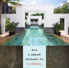 Kiwi Collection - Win a Trip to Cambodia worth $3,500 - http://sweepstakesden.com/kiwi-collection-win-a-trip-to-cambodia-worth-3500/