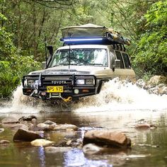 FOLLOW @TRDexpedition for the BEST TOYOTA / LEXUS Expedition/Overland Vehicles on Instagram #TRDexpedition  photo cred  Australian 4WD action