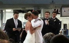 July 5, 2013  Knot Tied!!!