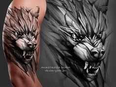 Tattoo Wolf Maori People 41 Ideas For 2019 Wolf Tattoos, Bear Tattoos, Animal Tattoos, Cute Tattoos, Body Art Tattoos, Tattoos For Guys, Tatoos, Wolf Tattoo Sleeve, Arrow Tattoo