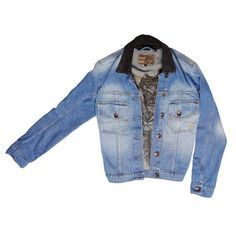 Night Walks Denim Jacket - Volcom Europe Clothing - REALLY WANT.. Never seemed to get around to actually getting a demin jacket, a must do!:
