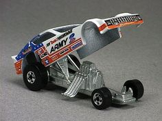Army Funny Car 1978 Hot Wheels. My favorite Hot Wheels car ever.