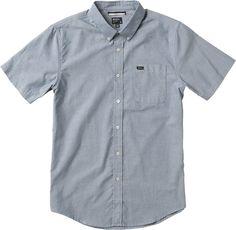 That'll Do Oxford Shirt | RVCA L, distant blue...Ryan