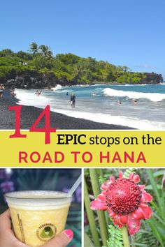 Where to Stop on the Road to Hana in Maui Hawaii | www.apassionandapassport.com