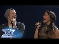 "This was the song I have been waiting to hear Alex and Sierra sing all season, but then Carlito Olivero has to come and screw it up by over singing it. Go home Carlito! ""Falling Slowly"""