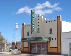 Palace Theater, Marfa, TX.