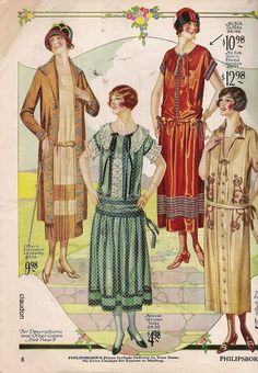 Spring-summer 1925