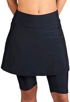 Looking for Ella Mae Women's High Waisted Swim Skirt w/Leggings: Swim Skort Bottoms ? Check out our picks for the Ella Mae Women's High Waisted Swim Skirt w/Leggings: Swim Skort Bottoms from the popular stores - all in one. Swim Skirt, Swim Dress, Modest Swimsuits, Women Swimsuits, Resort Swimwear, Women's Swimwear, Sports Skirts, Skirt Leggings, Ladies Dress Design