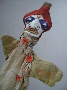 Barber of Baghdad. Paul Klee