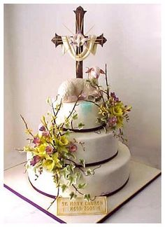 Easter Cake that captures the true meaning of Easter...