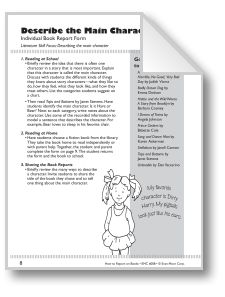 comic strip book report directions Book reports, book, report, dioramas, oral reports, plot summary, scene, 3-d make a book jacket for the book or story draw a comic strip of your favourite scene the directions can be read aloud write the pros and cons.