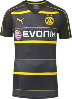 6b2d8d0534 Puma divulga novas camisas do Borussia Dortmund - Show de Camisas Uniformes  Futebol