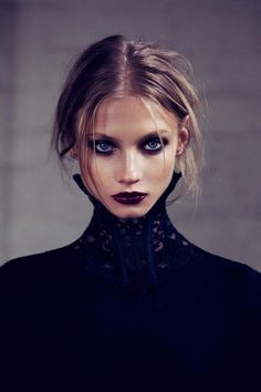 """Interview With The Vampire"" Anna Selezneva for For Love and Lemons"
