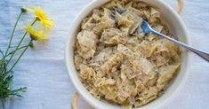 Borbás Marcsi receptje Oatmeal, Breakfast, Food, The Oatmeal, Morning Coffee, Rolled Oats, Essen, Meals, Yemek