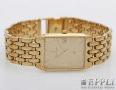 BULOVA, Armbanduhr, Quartz-Werk,