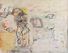 Gun and Shells, Roy Oxlade