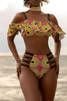 Fashion Women 2020 New Plus Size Bikini Tops Bikini Fashion 2020 Fashion Women Plus Size Bikini Tops Bikini Fashion – firstes Latest African Fashion Dresses, African Print Fashion, Africa Fashion, Ankara Fashion, Tribal Fashion, African Prints, African Fabric, Swimwear Fashion, Bikini Fashion
