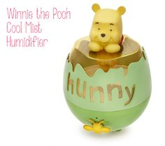 Adorable Disney Character Nursery Finds for Little Girls | DisneyBaby.com: Winnie the Pooh Cool Mist Humidifier