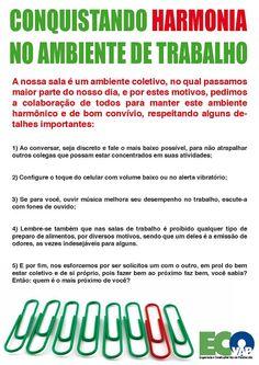 http://engenhafrank.blogspot.com.br: HARMONIA NO AMBIENTE DE TRABALHO