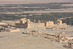 Ruins of Palmyra - I hope it survives under the hands of ISIS