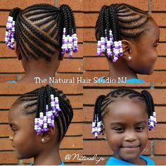 Black Kids Braids Hairstyles, Little Girls Natural Hairstyles, Toddler Braided Hairstyles, Lil Girl Hairstyles, Wedding Hairstyles, Little Girl Braids, Braids For Kids, Girls Braids, Children Braids
