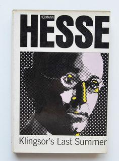 Klingsor's last summer by Hermann Hesse; translated by Richard and Clara Winston.