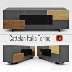 Комод Cattelan Italia Torino