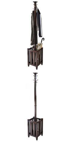 Winsome Memphis Coat Tree Hanger and Umbrella Rack Coat Tree, Memphis, Hanger, Diy, Coat Racks, Clothes Hanger, Bricolage, Clothes Hangers, The Hunger