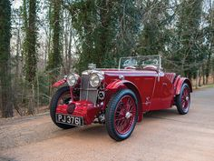 1932 MG F-Type Magna Two-Seater Sports | Amelia Island 2016 | RM Sotheby's - Chassis no. F0700 Engine no. 946 AF Sold for $104,500