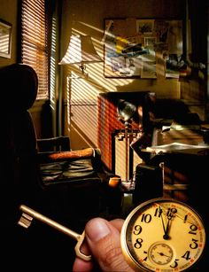 This real-life escape game sends you back in time to solve a crime and win the key to your freedom-- Escape Room LA